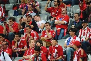 Afición Bayern #AhNoMame